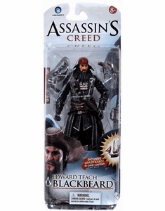 McFarlane Assassin's Creed Edward Teach Blackbeard Figure