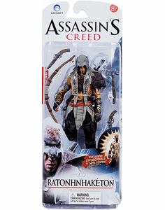 McFarlane Assassin's Creed Ratonhnhake: Ton Figure