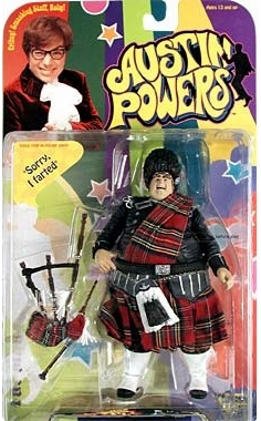 McFarlane Austin Powers Fat Bastard Action Figure