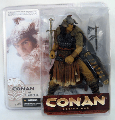 McFarlane Conan of Cimmeria Action Figure