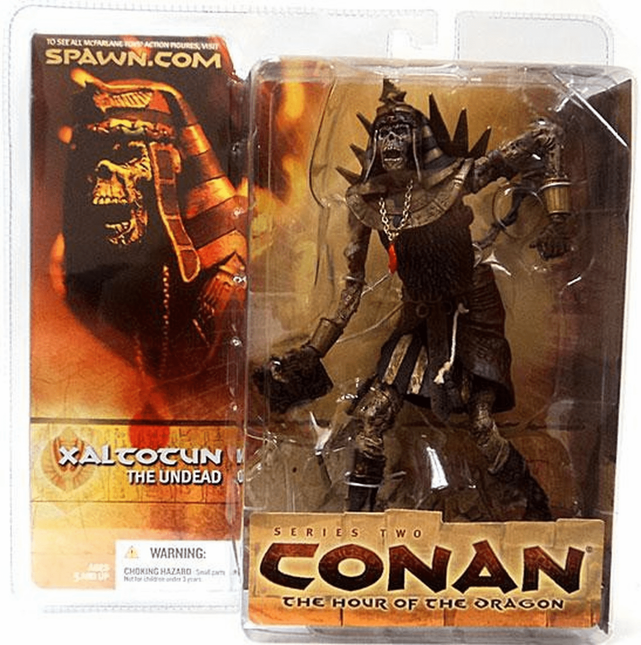McFarlane Conan Xaltotun the Undead Figure