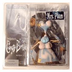 McFarlane Corpse Bride Mrs. Plum Figure