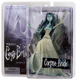 McFarlane Corpse Bride The Bride Action Figure