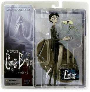 McFarlane Corpse Bride Victor Action Figure