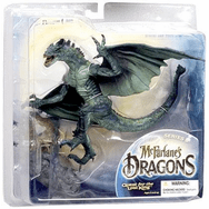 McFarlane Dragons Quest for the Lost King Berserker Dragon Clan Figure