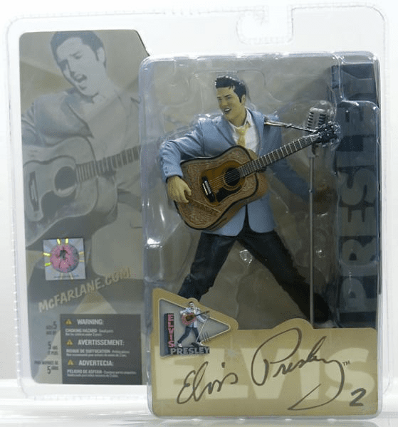 McFarlane Elvis Rockabilly 50th Anniversary Figure