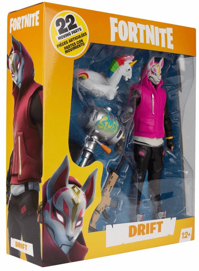 McFarlane Fortnite Drift Figure