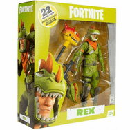 McFarlane Fortnite Rex Figure