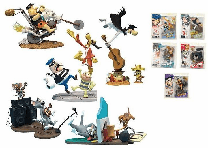 McFarlane Hanna-Barbera Series 1 Figure Set
