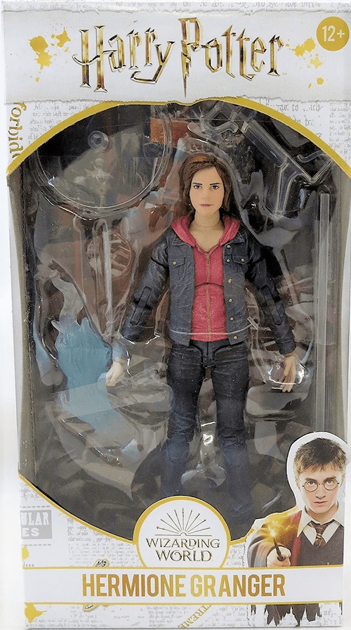 McFarlane Harry Potter Deathly Hallows Hermione Granger Figure