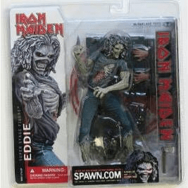 McFarlane Iron Maiden Killers Eddie Figure