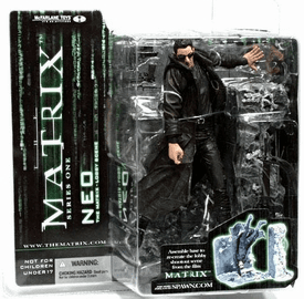 McFarlane Matrix Series 1 Neo Figure