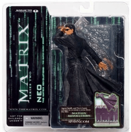 McFarlane Matrix Series 2 Neo Figure
