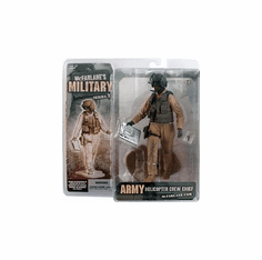 McFarlane Military Army Helicopter Crew Chief Female African American