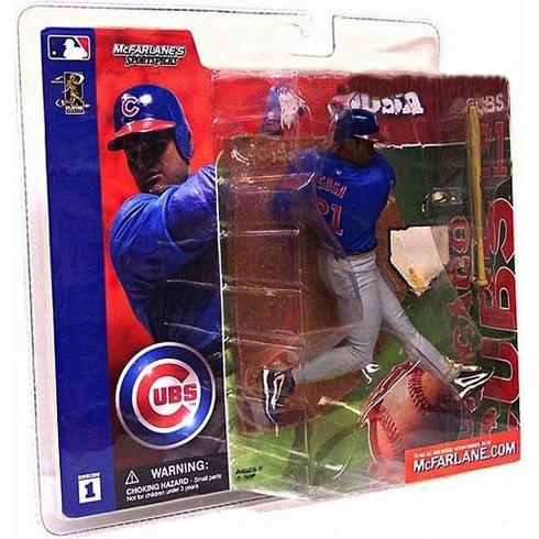 McFarlane MLB Series 1 Sammy Sosa Figure