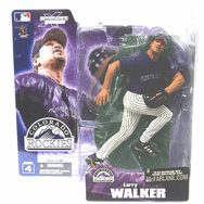 McFarlane MLB Series 4 Colorado Rockies Larry Walker Figure