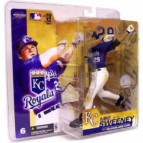 McFarlane MLB Series 6 Mike Sweeney Figure