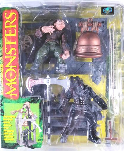 McFarlane Monsters Hunchback Playset