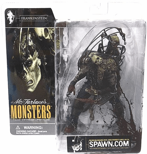 McFarlane Monsters Series 1 Frankenstein Variant Figure