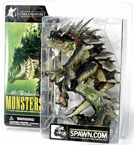 McFarlane Monsters Series 1 Sea Monster Figure