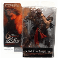 McFarlane Monsters Six Faces of Madness Vlad the Impaler Figure