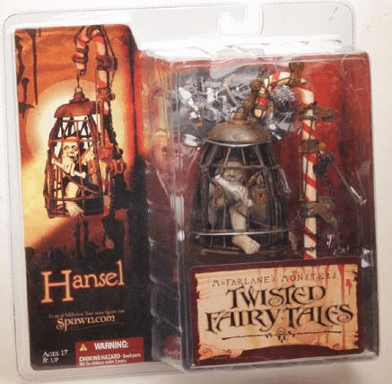 McFarlane Monsters Twisted Fairy Tales Hansel Figure