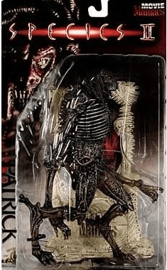 McFarlane Movie Maniacs 1 Species II Patrick Figure