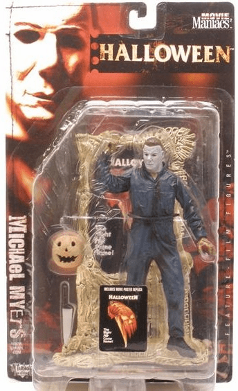 McFarlane Movie Maniacs 2 Halloween Michael Myers Figure