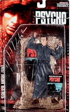 McFarlane Movie Maniacs 2 Psycho Norman Bates Figure