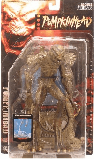 McFarlane Movie Maniacs 2 Pumpkinhead Figure