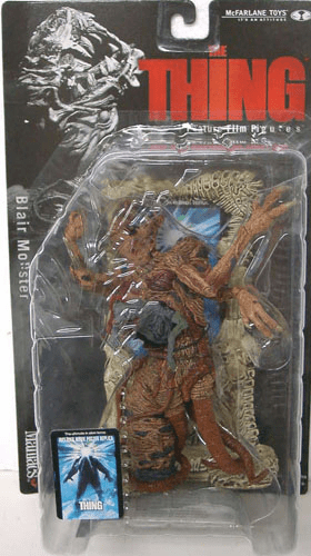 McFarlane Movie Maniacs 3 The Thing Blair Monster Figure