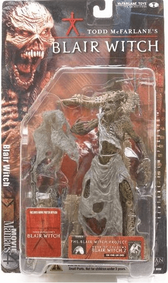 McFarlane Movie Maniacs 4 Blair Witch Figure