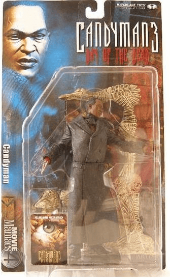 McFarlane Movie Maniacs 4 Candyman Figure