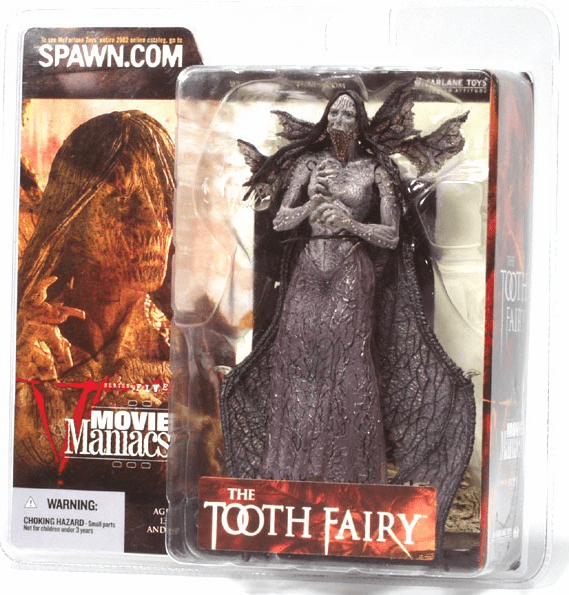 McFarlane Movie Maniacs 5 Tooth Fairy Figure