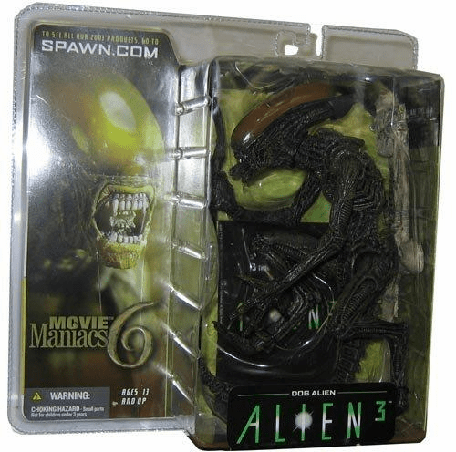 McFarlane Movie Maniacs 6 Dog Alien Figure