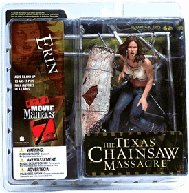 McFarlane Movie Maniacs 7 Texas Chainsaw Massacre Erin Figure