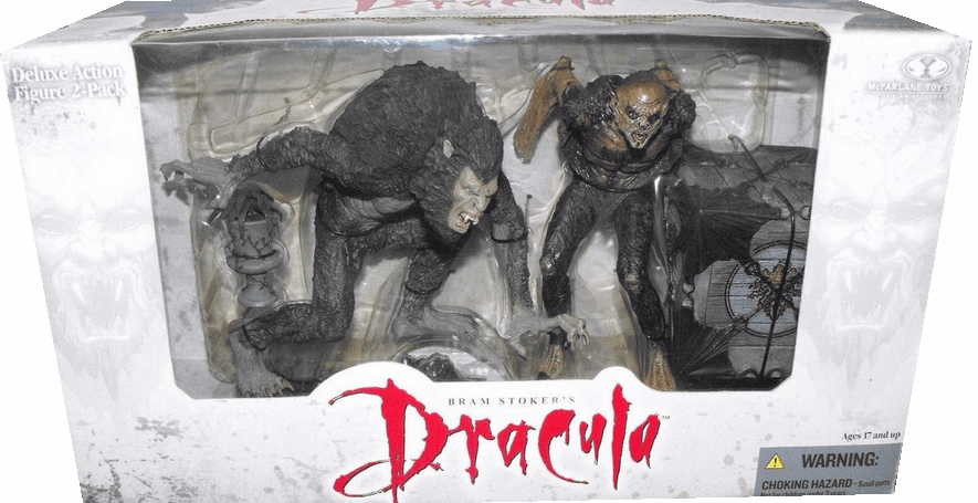 McFarlane Movie Maniacs Bram Stoker's Dracula Box Set