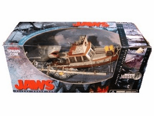 McFarlane Movie Maniacs Jaws Set