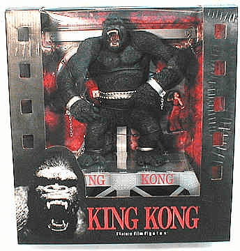 McFarlane Movie Maniacs King Kong Box Set