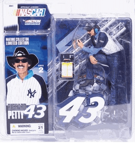 McFarlane NASCAR Series 2 Richard Petty Figure