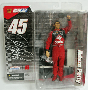 McFarlane NASCAR Series 6 Adam Petty Figure