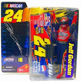 McFarlane NASCAR Series 6 Jeff Gordon Figure