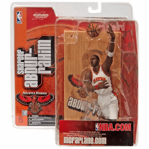 McFarlane NBA Series 5 Shareef Abdur-Rahim Figure