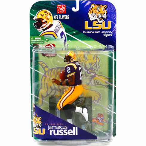 McFarlane NCAA College Football Series 1 JaMarcus Russell Figure