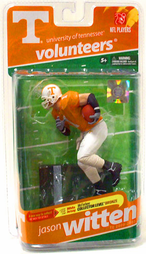 McFarlane NCAA College Football Series 2 Jason Witten Figure