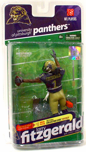 McFarlane NCAA College Football Series 2 Larry Fitzgerald Figure