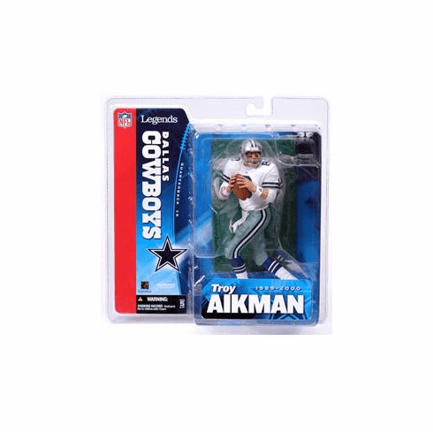 McFarlane NFL Legends Series 1 Troy Aikman Figure