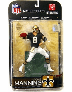 McFarlane NFL Legends Series 5 Archie Manning Figure