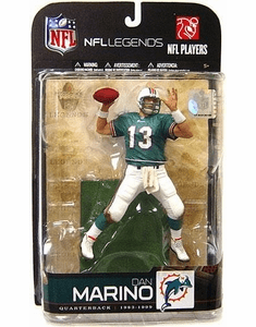 McFarlane NFL Legends Series 5 Dan Marino Figure