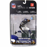 McFarlane NFL Series 22 Adrian Peterson Figure